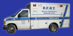 Belize Ambulance