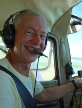 Picture of Dave Brown, Field volunteer
