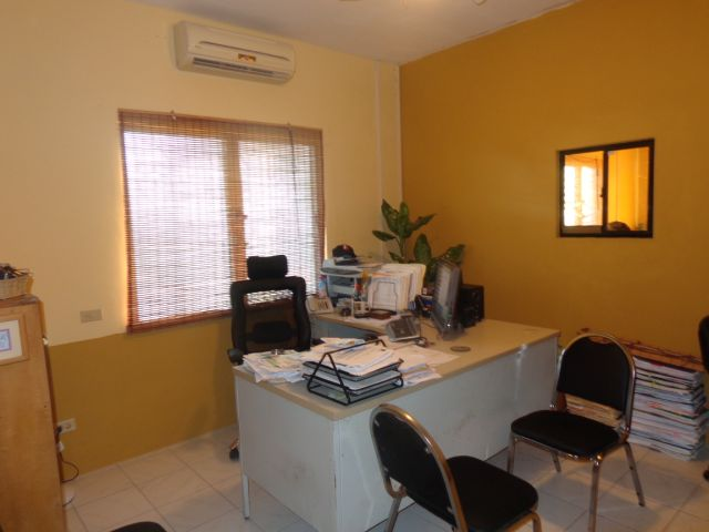 New office and training room